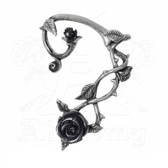 Cercei ALCHEMY GOTHIC - Black Rose Earwrap, ALCHEMY GOTHIC