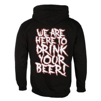 hanorac cu glugă bărbați Alestorm - WE ARE HERE TO DRINK YOUR BEER! - PLASTIC HEAD, PLASTIC HEAD, Alestorm