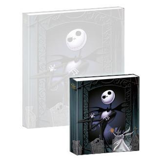 joc caiet Coșmar Inainte de Crăciun - Muzical Mini-notebook Jack & Zero - NBX27005
