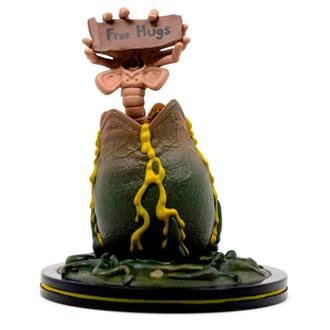 Figurină Alien - Q-Fig Diorama Facehugger, NNM, Alien - Vetřelec