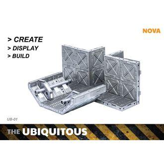 Decorațiune (dioramă) Ubiquitous Diorama Case for Action Figures Standard Edition
