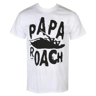 tricou stil metal bărbați Papa Roach - Classic Logo - KINGS ROAD, KINGS ROAD, Papa Roach
