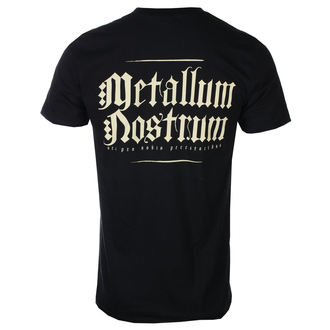 tricou stil metal bărbați Powerwolf - Metallum Nostrum - NAPALM RECORDS - TS_545