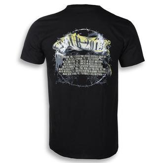 Tricou bărbătesc Guns N' Roses - Trashy Skull - ROCK OFF, ROCK OFF, Guns N' Roses