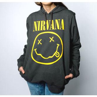 hanorac cu glugă bărbați Nirvana - AMPLIFIED - AMPLIFIED, AMPLIFIED, Nirvana