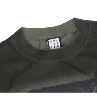 tricou bărbați - KHAKI - AMPLIFIED, AMPLIFIED