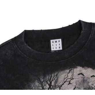 tricou bărbați Rise Of The Wolf - BLK - AMPLIFIED, AMPLIFIED