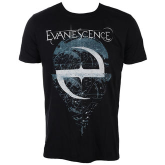 tricou stil metal bărbați Evanescence - SPACE MAP - PLASTIC HEAD, PLASTIC HEAD, Evanescence