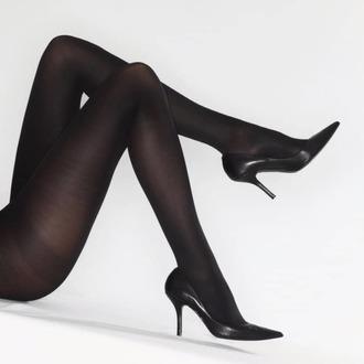 Colanţi LEGWEAR - 70 denier opaque - black, LEGWEAR
