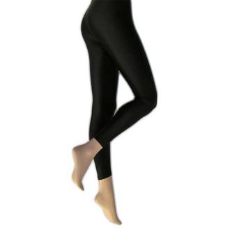 Pantaloni damă (colanți) LEGWEAR - Shimmer look - Black, LEGWEAR
