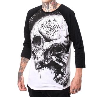 tricou hardcore bărbați - NO FATE - HYRAW, HYRAW